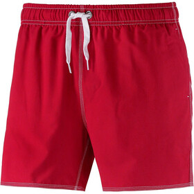 arena Fundamentals Solid Zwemboxers Heren, red/white